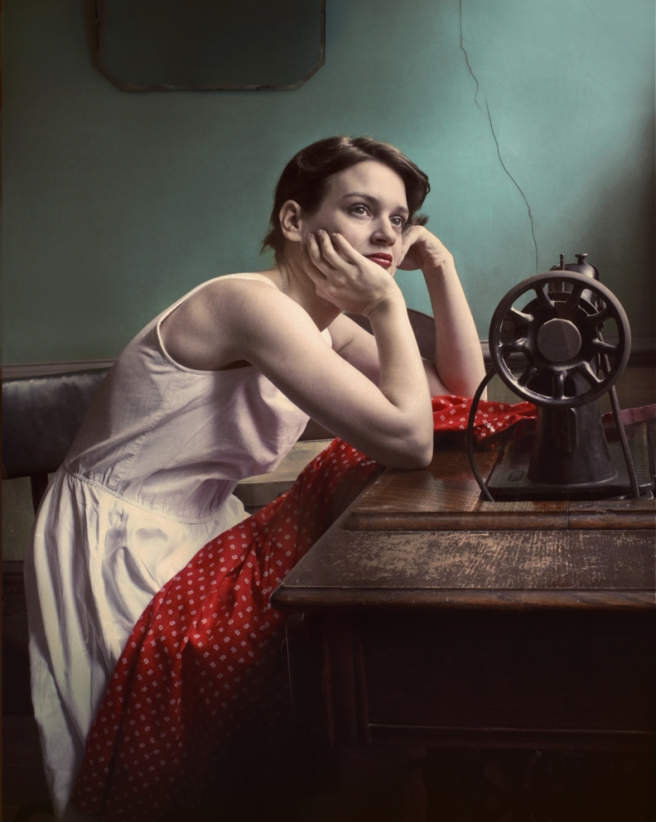 Time for Tea: Photography by Lizzie Oxby